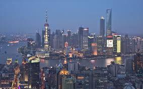 Shanghai. Miasto technologii