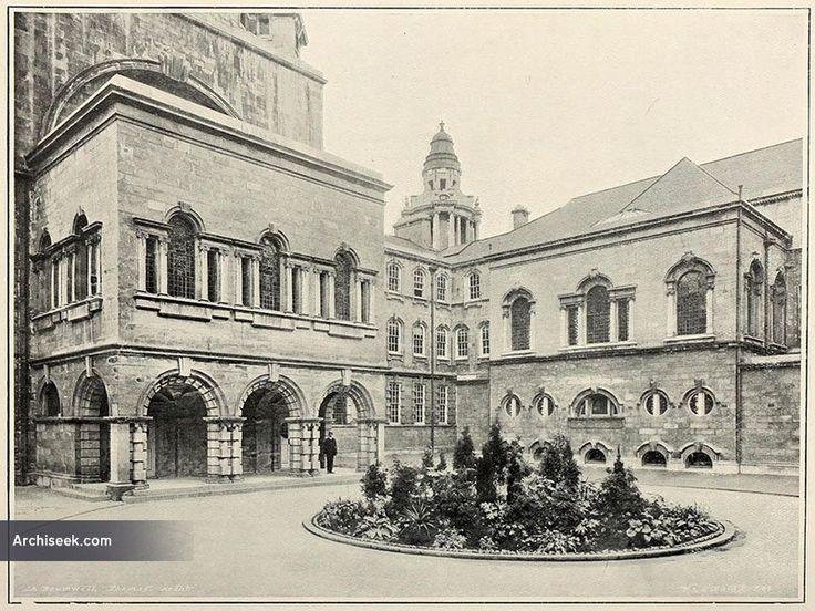 1906 - Belfast City Hall - Architecture of Belfast - Archiseek.com