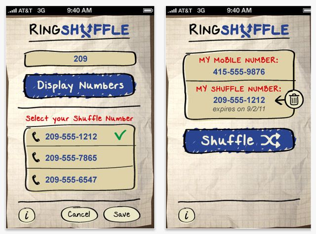 Make Free Temporary Phone Numbers From Your iPhone