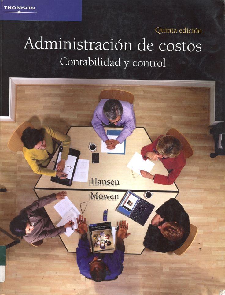 #administracióndecostos #contabilidadycontrol #donhansen #maryannemowen #contabilidadgerencial #contabilidaddecostos #administración #escueladecomerciodesantiago #bibliotecaccs