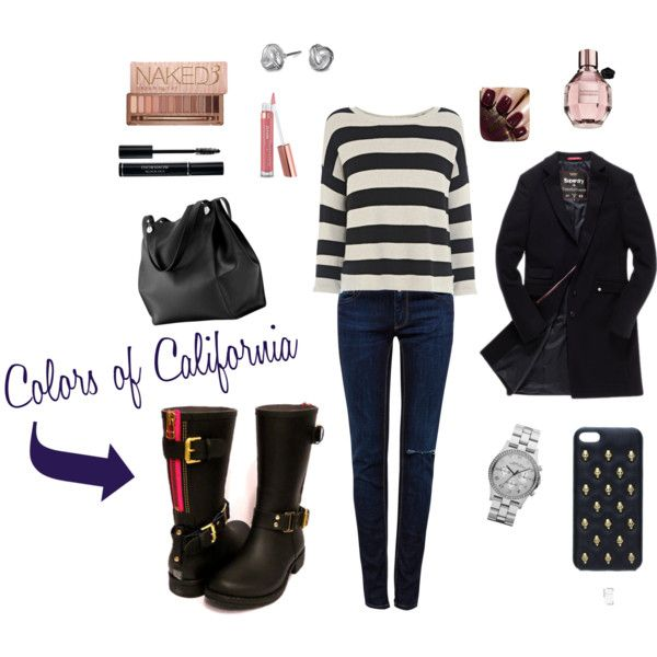 Per iniziare la settimana con il piede giusto, Colors of California vi propone un nuovo outfit: casual ma con stile!