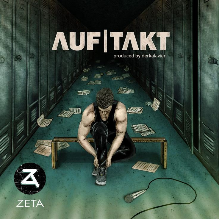 "illustration for single ""Auf Takt"" of german-rapper ZETA - release is on 25.07.2017 - stay tuned"