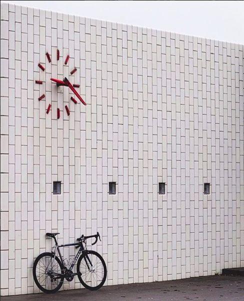 Where time stands still. #OnTheRivet nice shot from @jespergrundahl