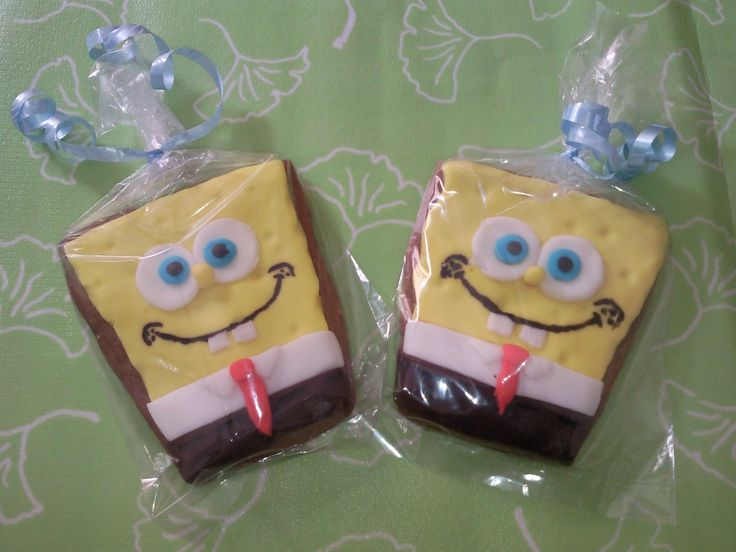 Galleta Bob Esponja