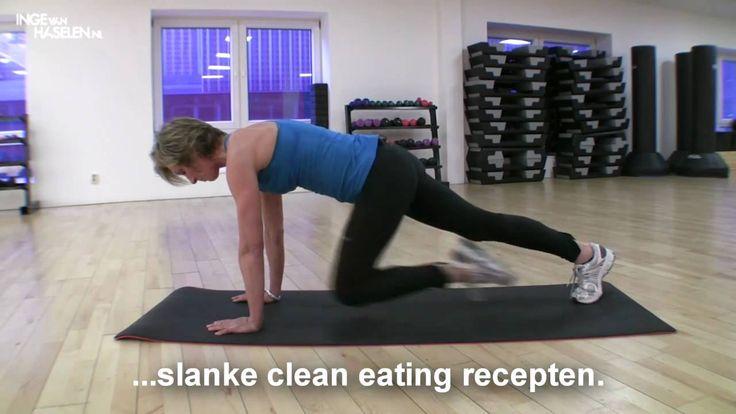 Sneak Peek Nieuwe Oefeningen Voor Een Slanke Taille