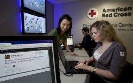 Red Cross Launches Social Media Disaster Response Center