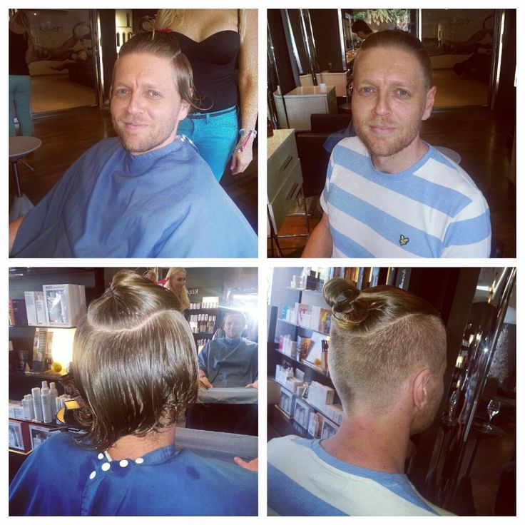 the newest in trend for men , The Mun - done by chantal.