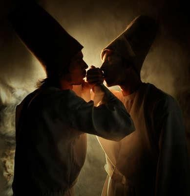 """""""I love my friends neither with my heart nor with my mind. Just in case heart might stop, mind can forget. I love them with my soul"""" -Rumi #sufism #dervish #sufi #mevlevi #whirling #rumi"""