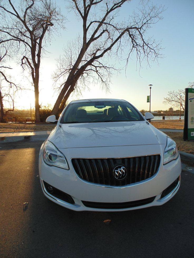 24 best Ferguson Buick images on Pinterest   Buick gmc  Buick     2014 Buick Regal along Riverside in Tulsa  OK