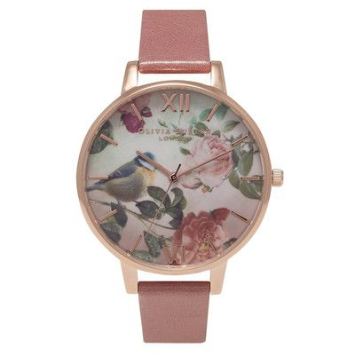 Woodland Bird Watch – Rose & Gold The Dressing Room - Fashion Styles UK