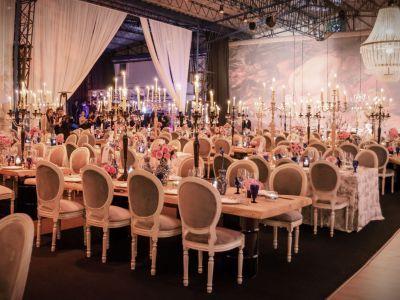 MY GROUP EVENTOS nuevamente entre los 10 mejores profesionales para decoración de bodas en Bogotá.