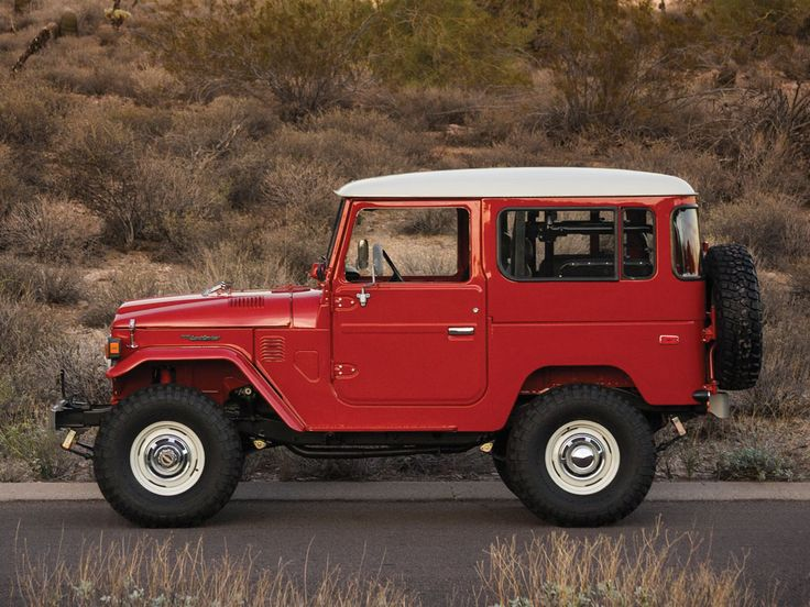 1978 Toyota Land Cruiser FJ40 | Arizona 2013 | RM AUCTIONS