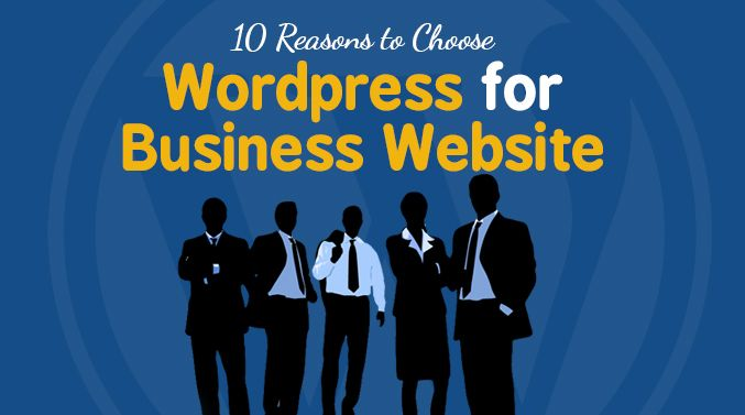 WordPress is very convenient to use as it shares an intuitive user interface #wordpressforbusinesswebsite #webdevelopment