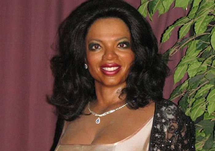 Oprah Winfrey  The 18 Most Bizarre And Scary Celebrity Waxworks You'll Ever See • BoredBug