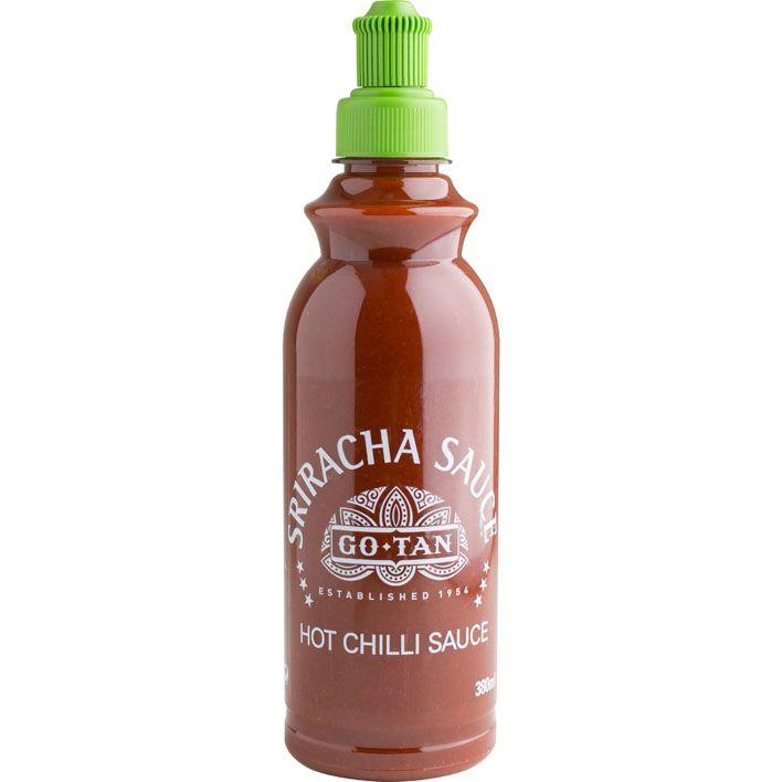 Go Tan Sriracha saus