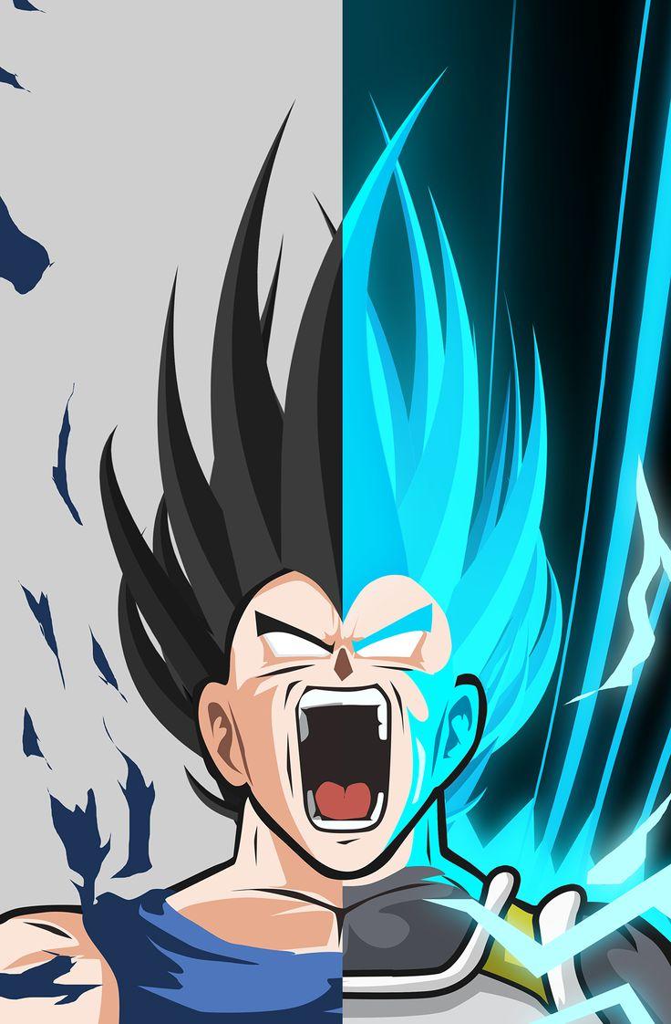 Poder Saiyan Azul