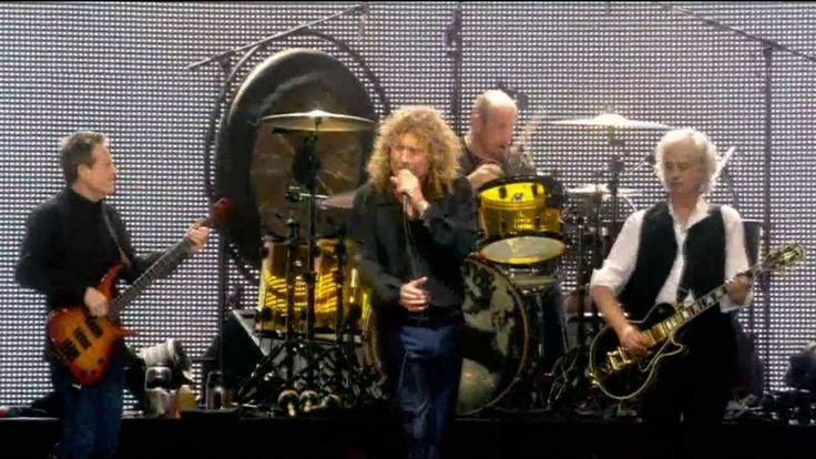 Led Zeppelin - For Your Life from the 2007 celebration day concert Even as old guys nobody can rock like these guys.