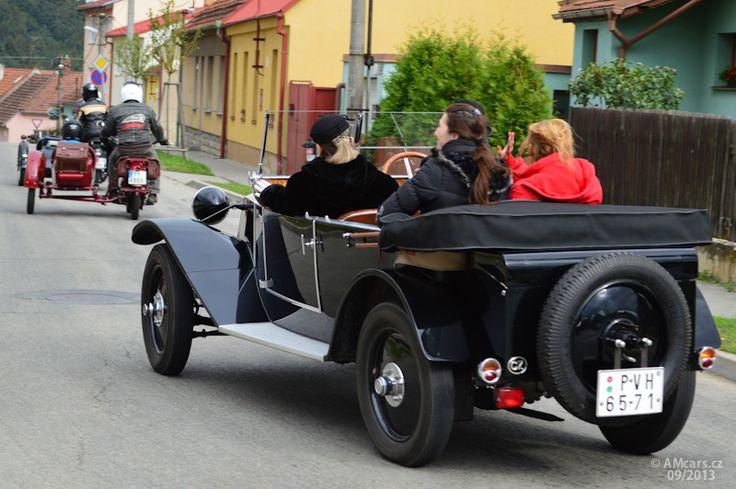 1929 Tatra 12