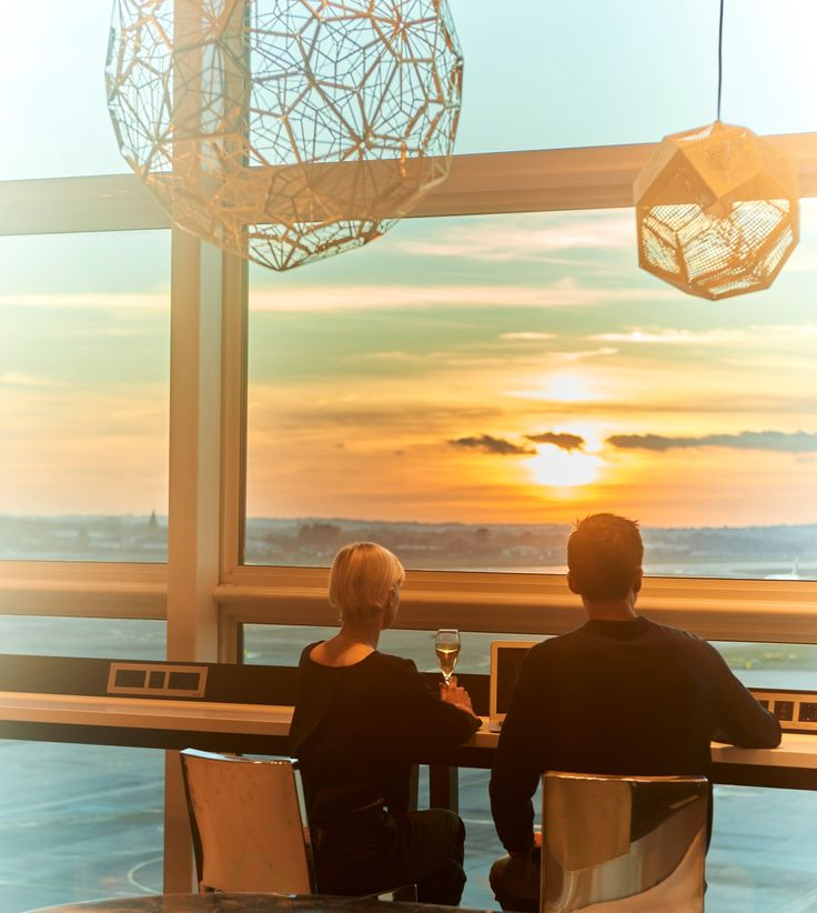 Enjoy the breathtaking view from our new Gatwick lounges: http://ba.uk/0235A5
