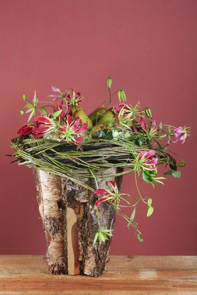 Revista Nacre: referência de arte floral e decoração