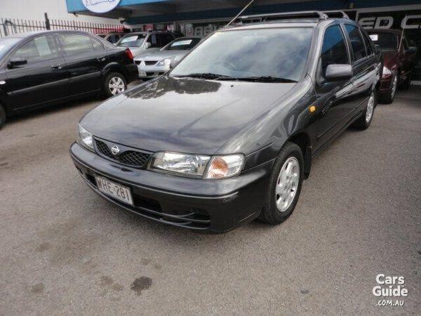 1999 NISSAN PULSAR SLX For Sale $1,999 Manual Sedan   CarsGuide
