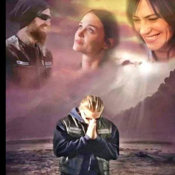 R.I.P Opie,Tara (Jax's center and his Queen) and Donna