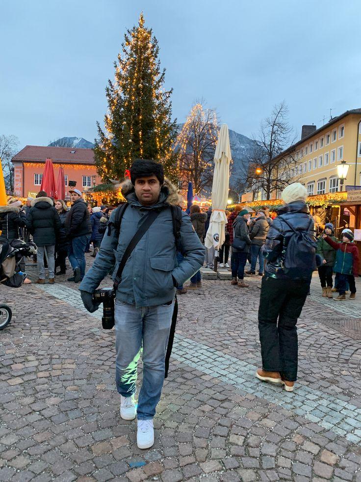 GarmischPartenkirchen Christmas Market in 2020