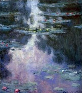 Water Lilies by Claude Monet | grand canal claude monet 1908 water lilies claude monet 1914