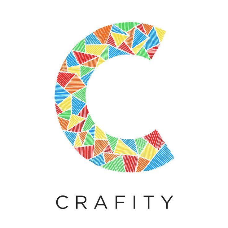 Crafity - Handcraft Brand Logo