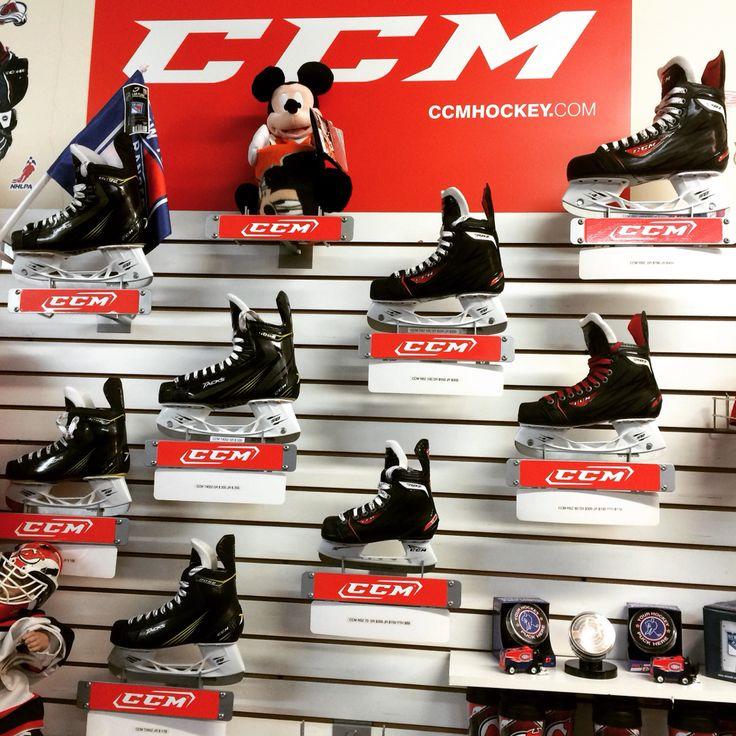 CCM skates new inventory for 2015
