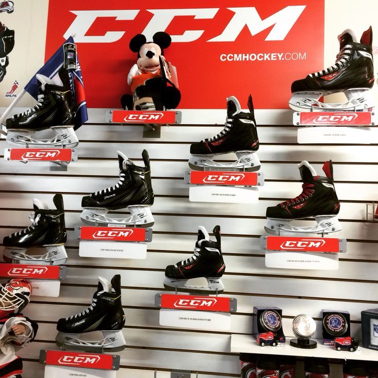 CCM skates new inventory for 2015