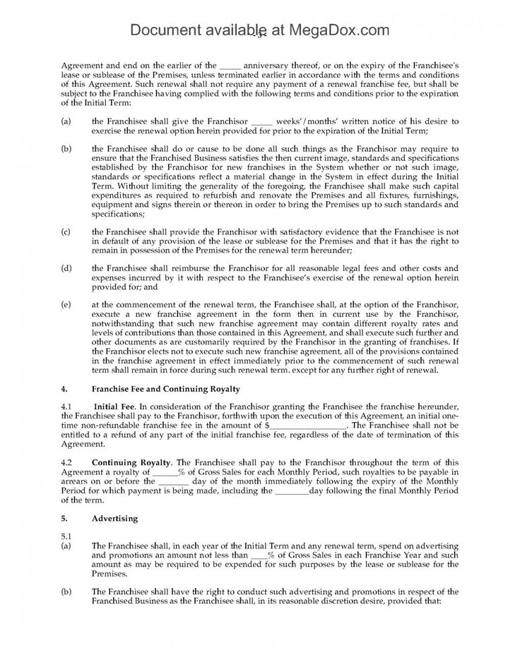 this is the letter of intent for restaurant lease 0002975