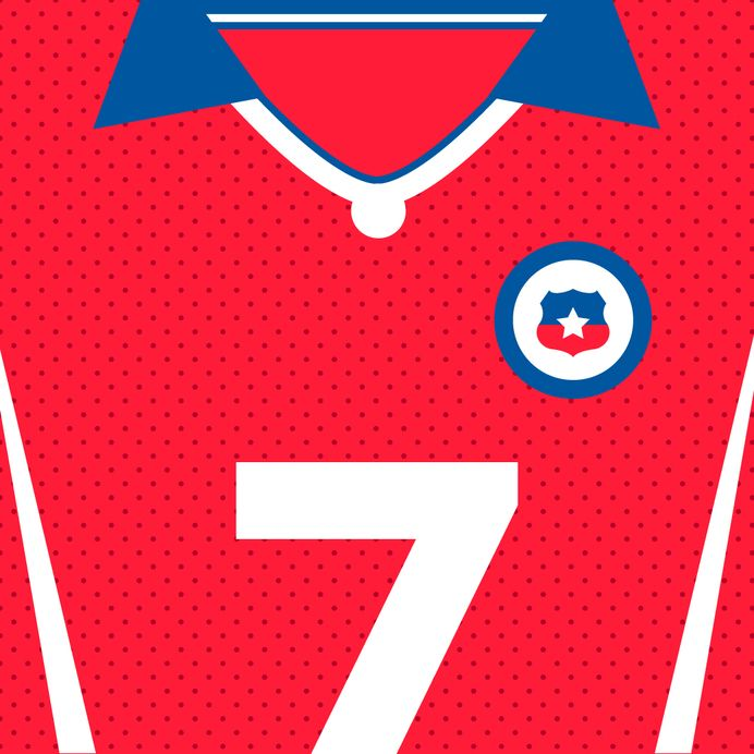 World Cup 2014 / Chile La Roja