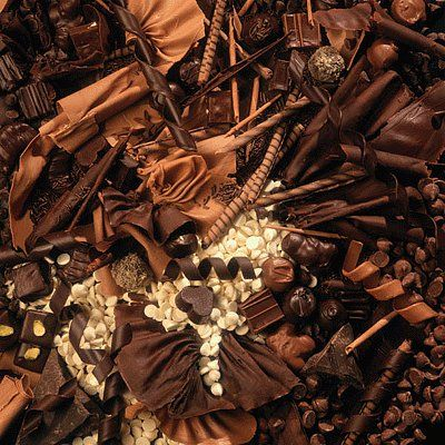 Шоколадные скульптуры. Часть 1 - Шоколад