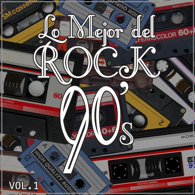 """What's Up"" by Lo Mejor del Rock de los 90 was added to my Descubrimiento semanal playlist on Spotify"