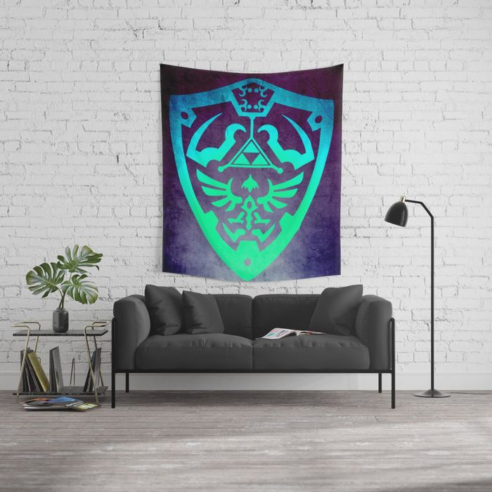 25% Off Everything With Code: SPRINGAHEAD - Sale Ends Tonight at Midnight PT!  SOLD! Zelda Shield Wall Tapestry. #style #walltapestry #dorm #campus #39 #kidsroom #blue #fraternity  #giftideas #family #geek #geekgifts #popular #onlineshopping #shopping #gaming #gamer #zelda #sales #sale #discount #deals #save #thelegendofzeldatapestry #thelegendofzelda #zeldashield #gaminggifts #gamergifts #games #videogames #kids #gamingtapestries #society6