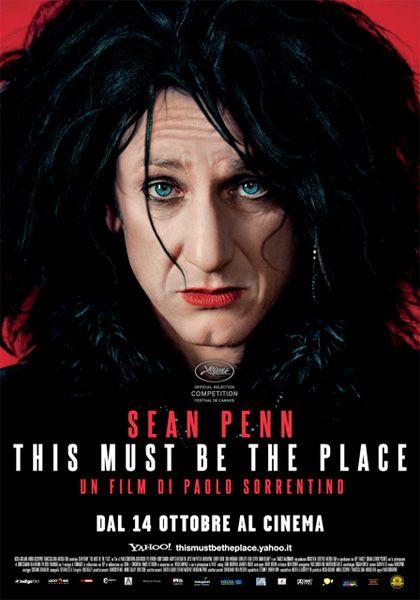 This must be the place - Medusa Home Entertainment.  Un grande Sean Penn per un film non semplicissimo ed a tratti perfino lento. Il viaggio come metafora della vita.