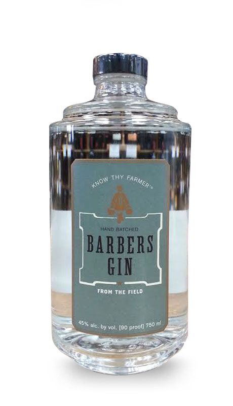 Barbers Gin PD