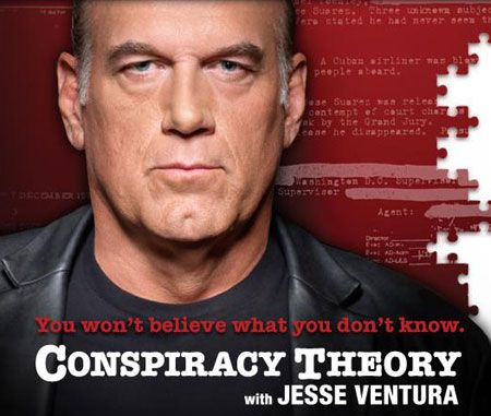 Watch Season 2 Conspiracy Theory With Jesse Ventura Free Episodes Online