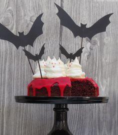 Last Minute-Halloween Cake #halloweencake #halloween #halloweenkuchen #geisterkuchen