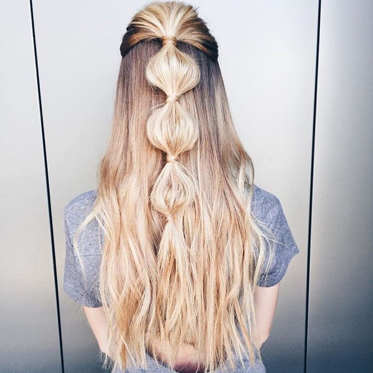 Top Knot Extensions// Hair Extensions// Hairstylist // Clip-In Extensions… - Looking for Hair Extensions to refresh your hair look instantly? http://www.hairextensionsale.com/?source=autopin-thnew