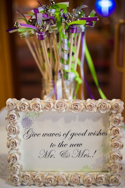 Synfully Delicious Wedding Wednesday DIY Wands