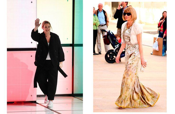 Виктория Бекхэм, Анна Винтур и Аня Хиндмарч вошли в королевский список New Year Honours