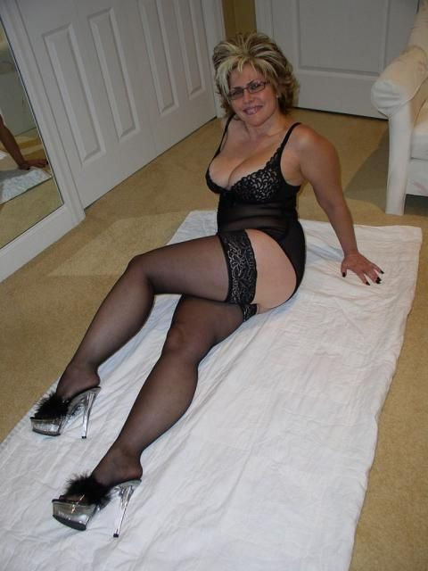 cougar in heat for black