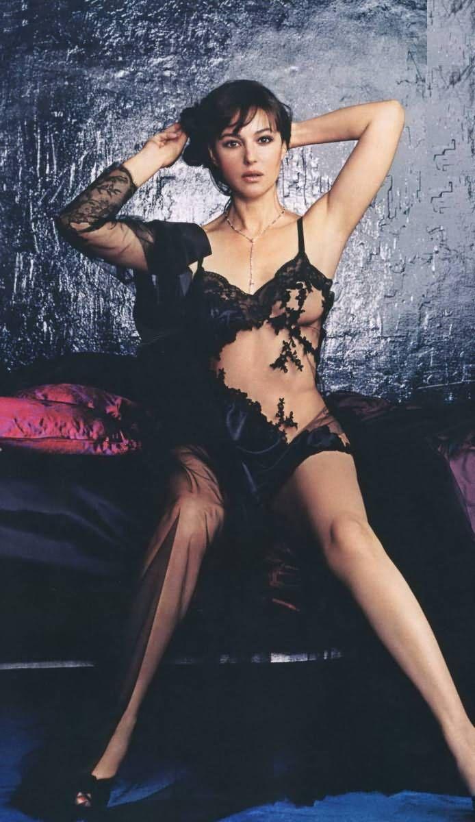 Monica bellucci nude pleasure can not