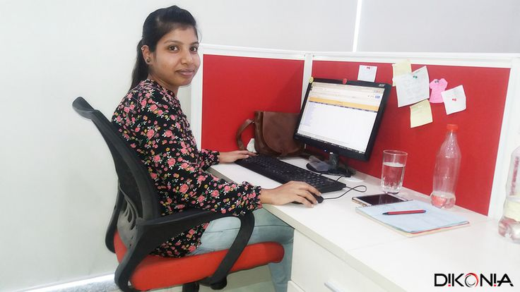 Dikonia wishes a very Happy Work Anniversary to one of our spirited employees Ms. Kajal Gupta. She has completed 1 successful year of working with us.