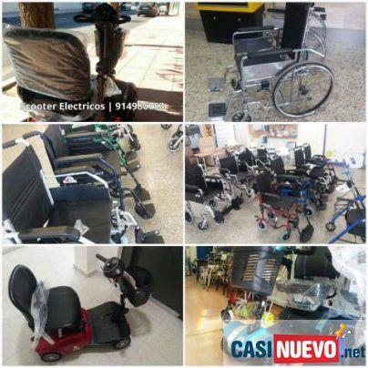 motos desmontables y plegables para mayores y discapacitados en Madrid - Mundo dependencia especialistas en movilidad reducida te ofrece una gran oferta de scooter y motos desmontables y plegables para discapacitados