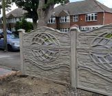 16 Concrete Fence Panels That Make Your House Look Fabulous ~ Oldecors