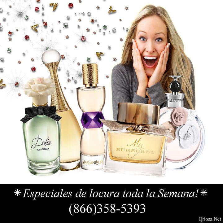 Abre tu cuenta con solo $38 y recibiras: Catalogo 2016, Paquete de muestras, Bolso de Q'riosa y un Nautica Blue 3.4oz GRATIS! ****TODOS LOS PEDIDOS LLEVAN MUESTRAS GRATIS!**** Perfumes 100% originales a precios de mayoreo. Llama ya! #perfumes #mayoreo #mayoristas #catalogodeperfumes (866)358-5393 PerfumesMayoreo.com