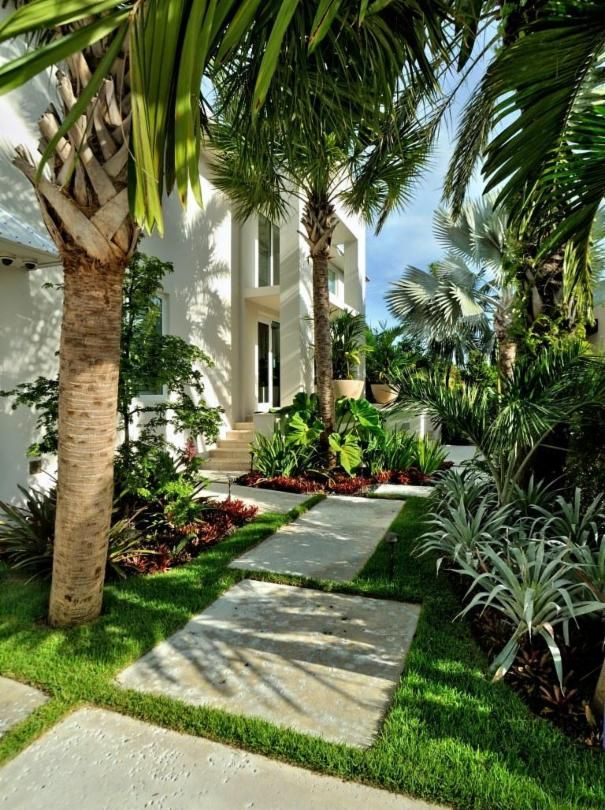 Photo of project in Key Haven, FL by Craig Reynolds Landscape Architecture